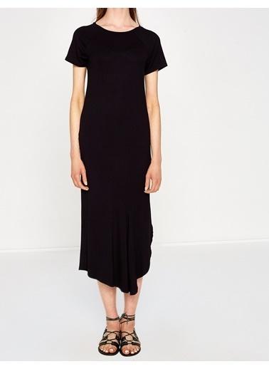Koton Maxi Elbise Siyah